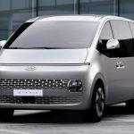 Футуристичный Hyundai Staria