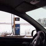 Россияне пожаловались на отсутствие банкоматов и дешевого бензина на АЗС